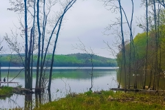 West Branch Reservoir near Lake Gleneida #1