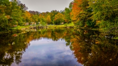 Lake near Monticello NY #11