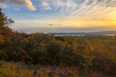 A Blue Mountain Reservation Peak