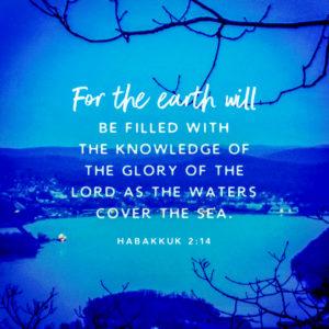 Peekskill from Bear Mountain Habbakuk 2:14, Lighter