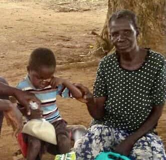Asio Josephine, Orwedai Village, Soroti District, Farming