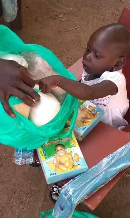 Abongut Patience, Age 1 Year, Soroti District, Kamuda Town, Oyonia Village