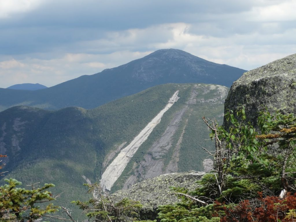 Mount Marcy from Algonquin Peak