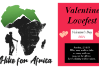 Hike for Africa Lovefest 2021