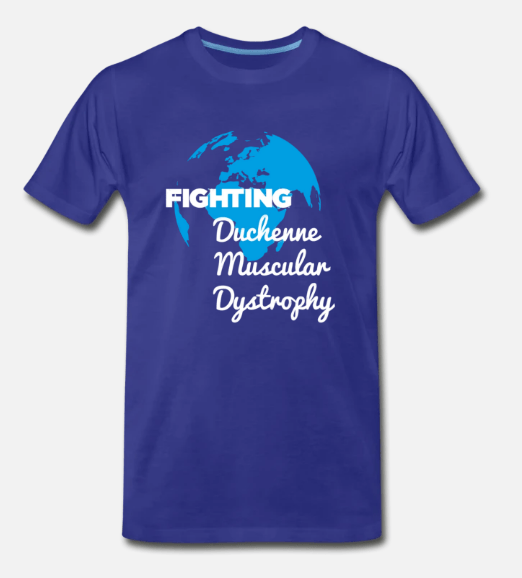 Fighting Duchenne Muscular Dystrophy Merchandise