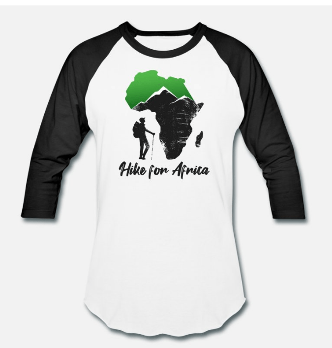 Hike for Africa Merchandise