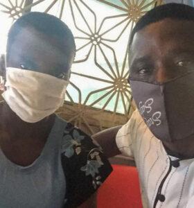 Onyinyechi and Abed